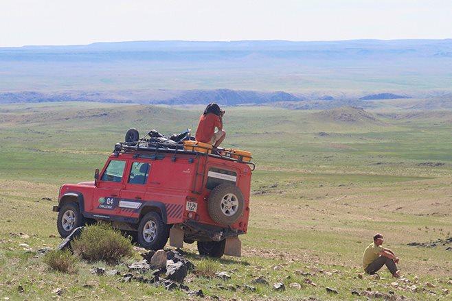 Mongolia g4 defender