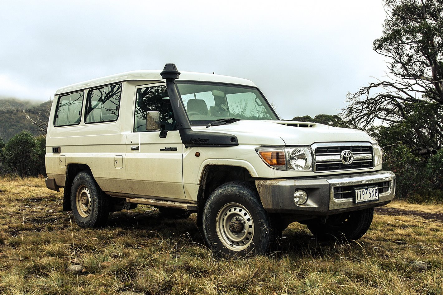 toyota land cruiser vdj78 troop carrier review. Black Bedroom Furniture Sets. Home Design Ideas
