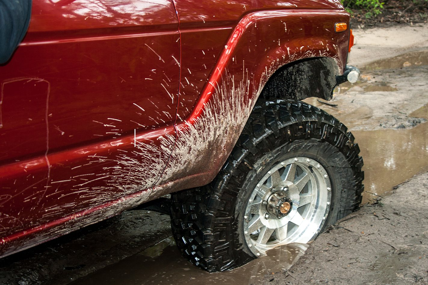 offroad insurance bogged