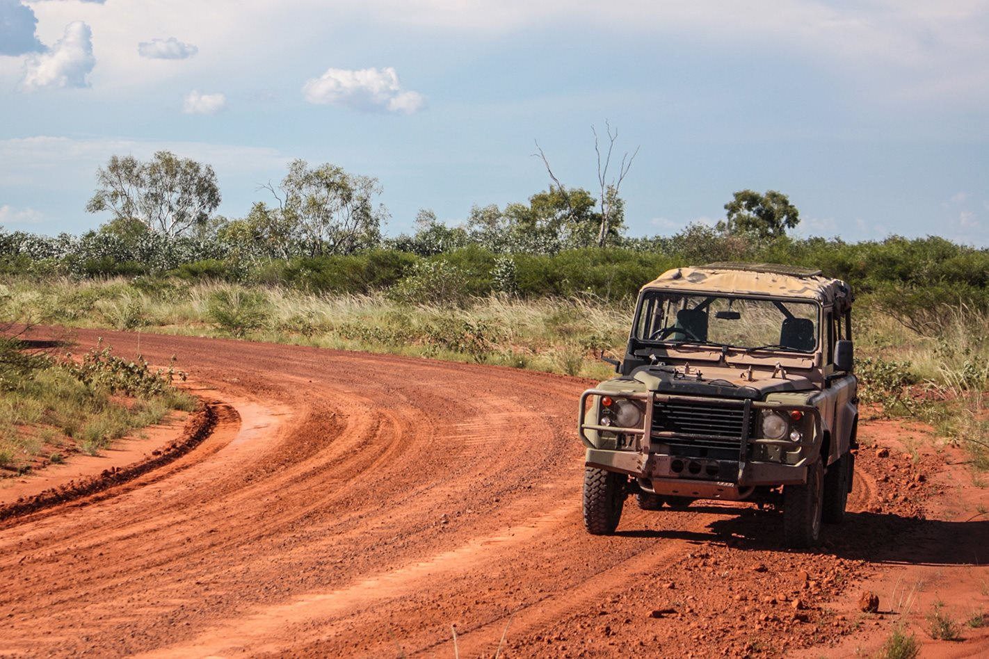 1988 Land Rover Perentie Defender 110 Long Term Review Part 1 4x4 Shed Driving Light Wiring Australian Owners
