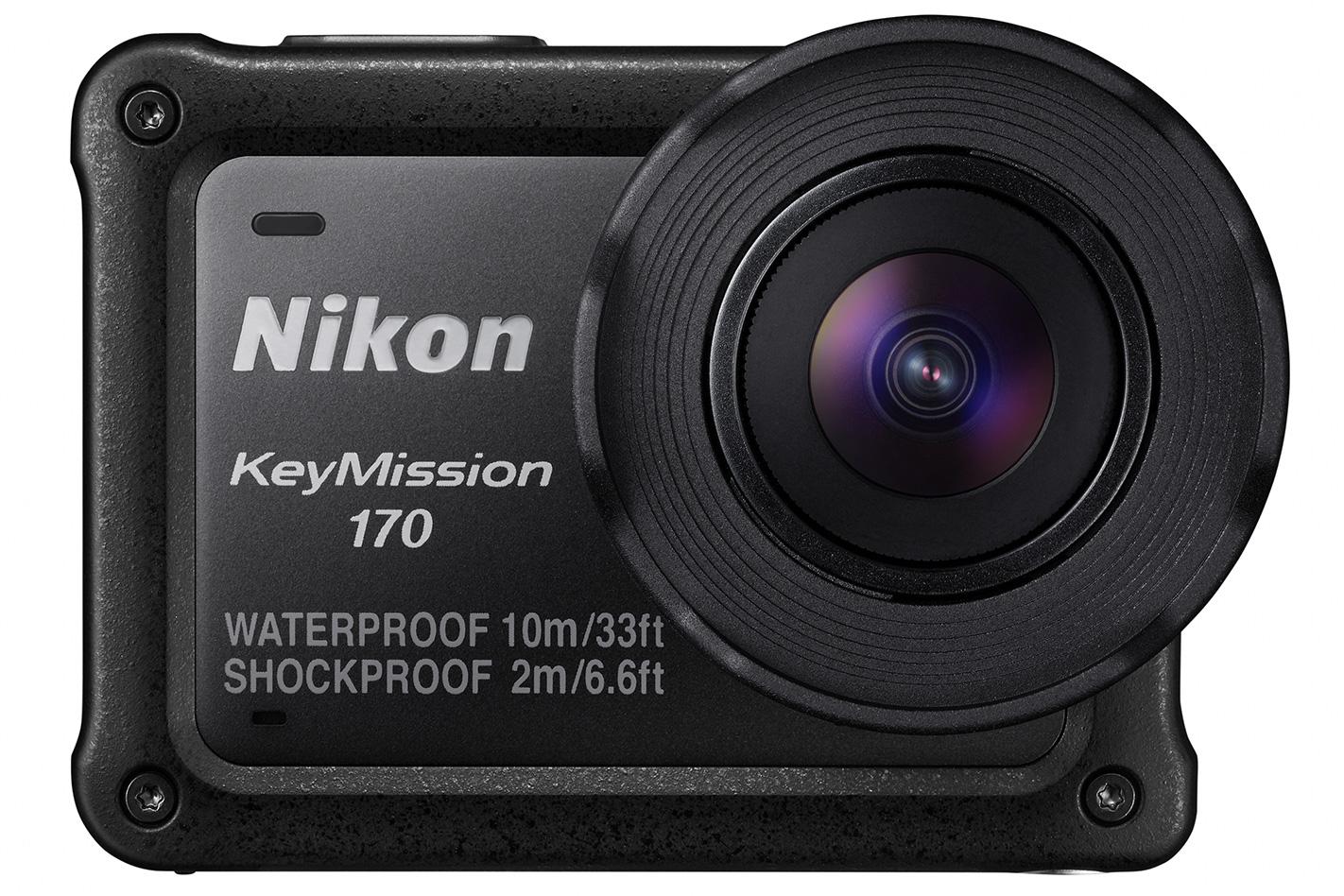 Nikon KeyMission 170 camera
