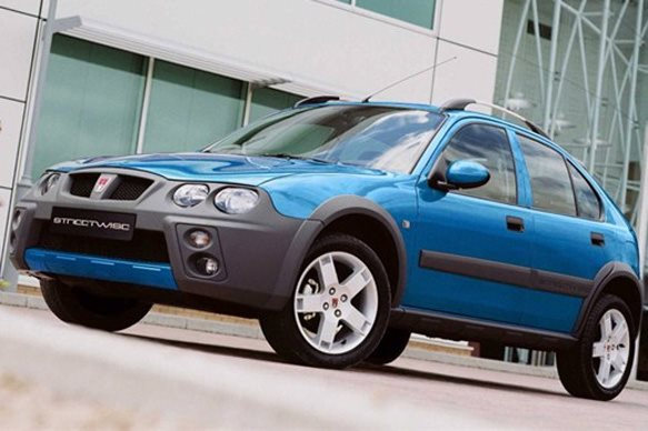 2003 Rover