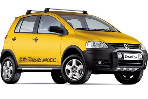 VW Cross Fox