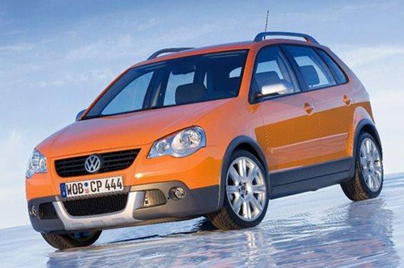 VW Polo Dune