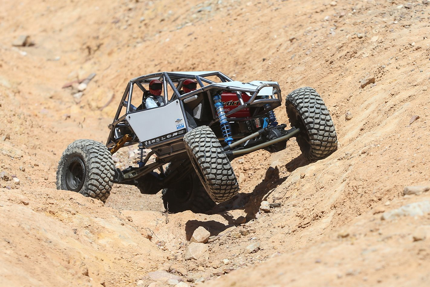 Axial Bomber RR10 4x4