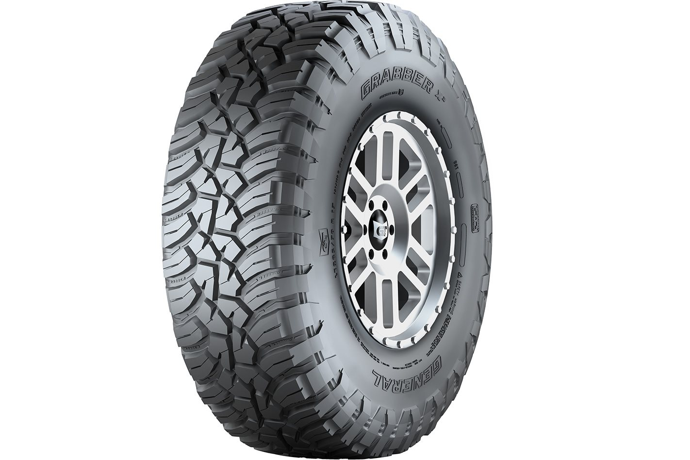 Continental Tyres Grabber AT3 and Grabber X3