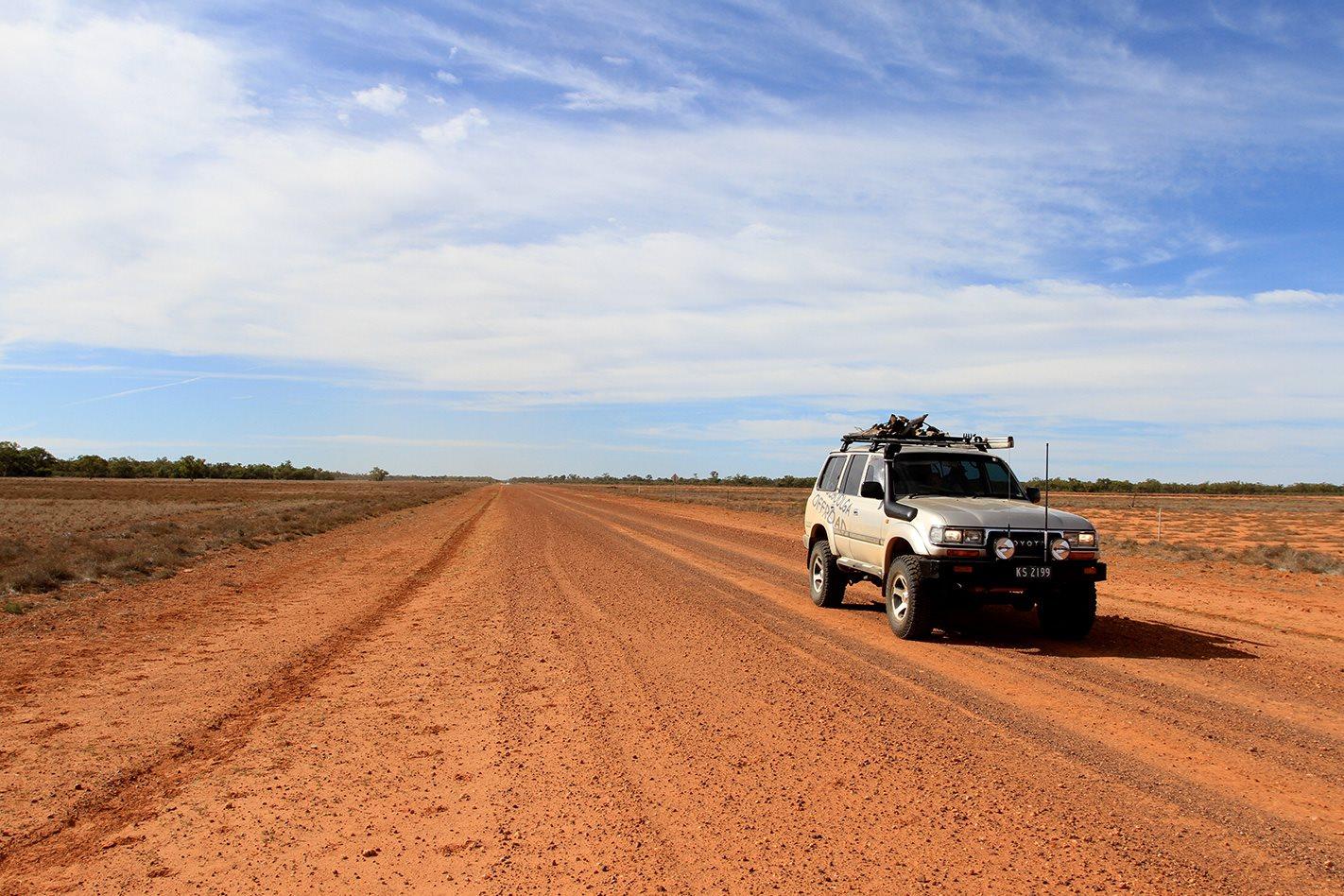 Currawinya National Park