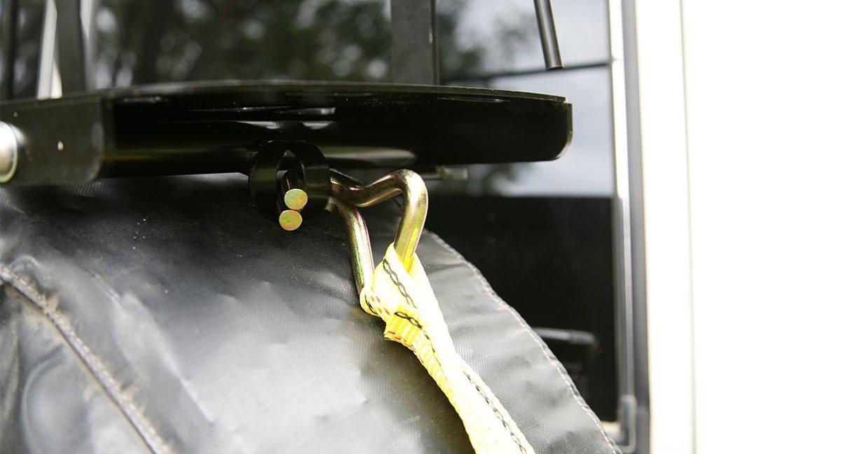 Blackhawk Rear Tray