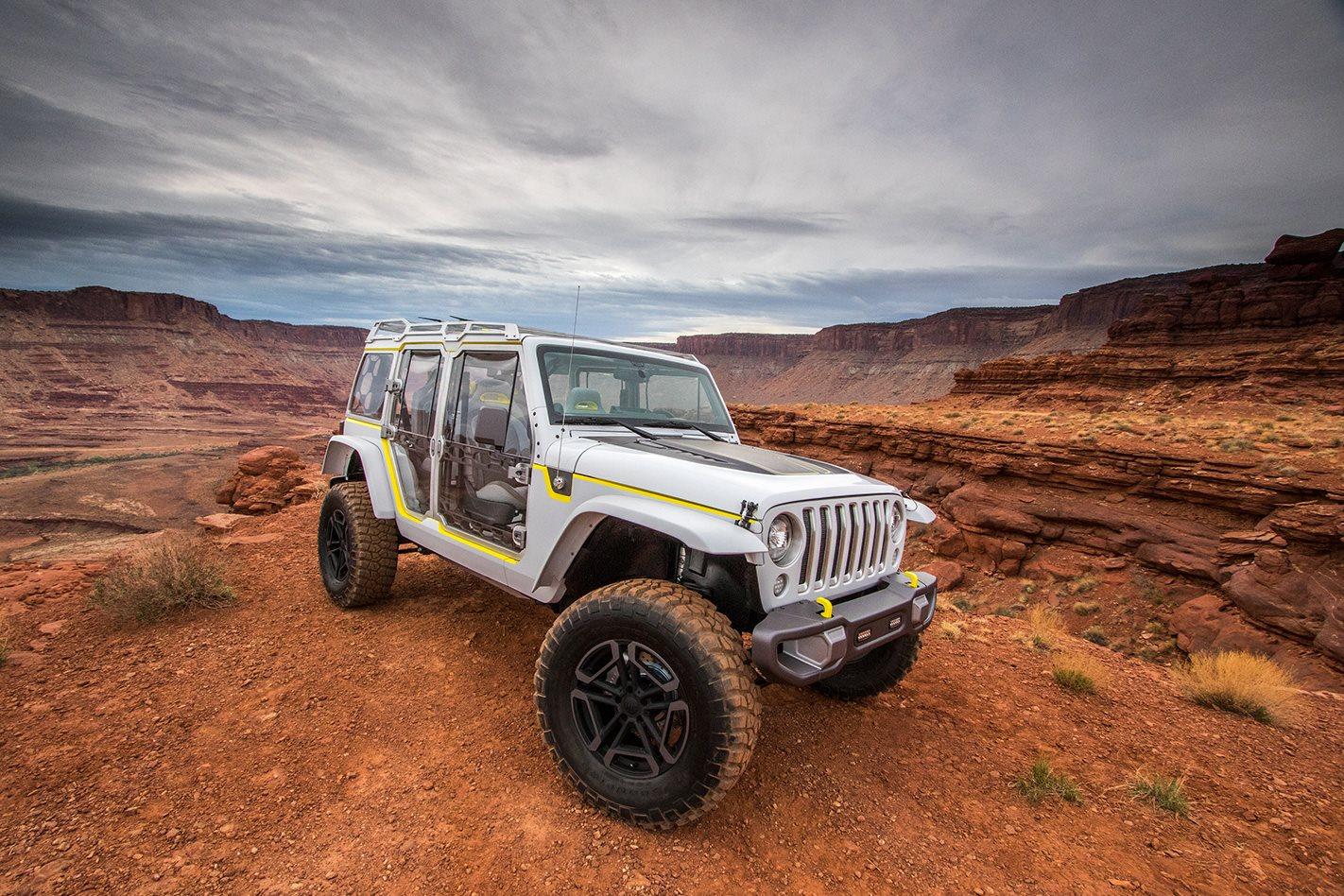 Jeep Safari JK
