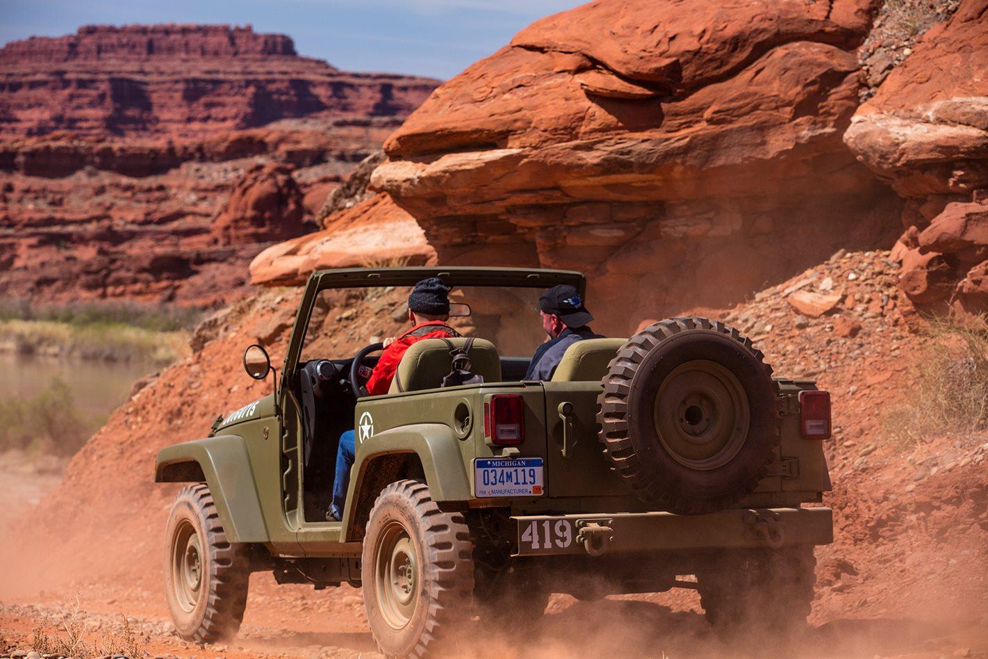 Jeep Salute