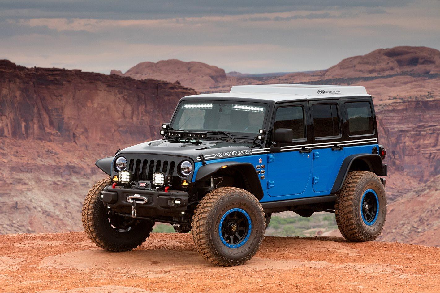 Jeep Luminatorr