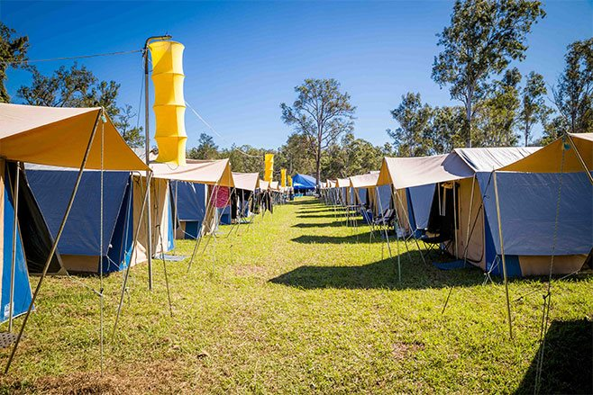 2017 Gympie Music Muster