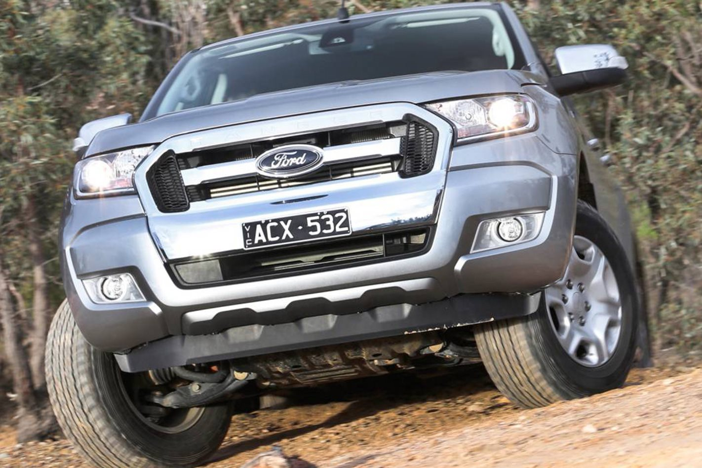 Ford Ranger Interior Update