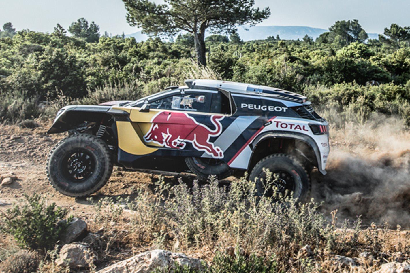 2018 Peugeot Dakar Challenger side profile