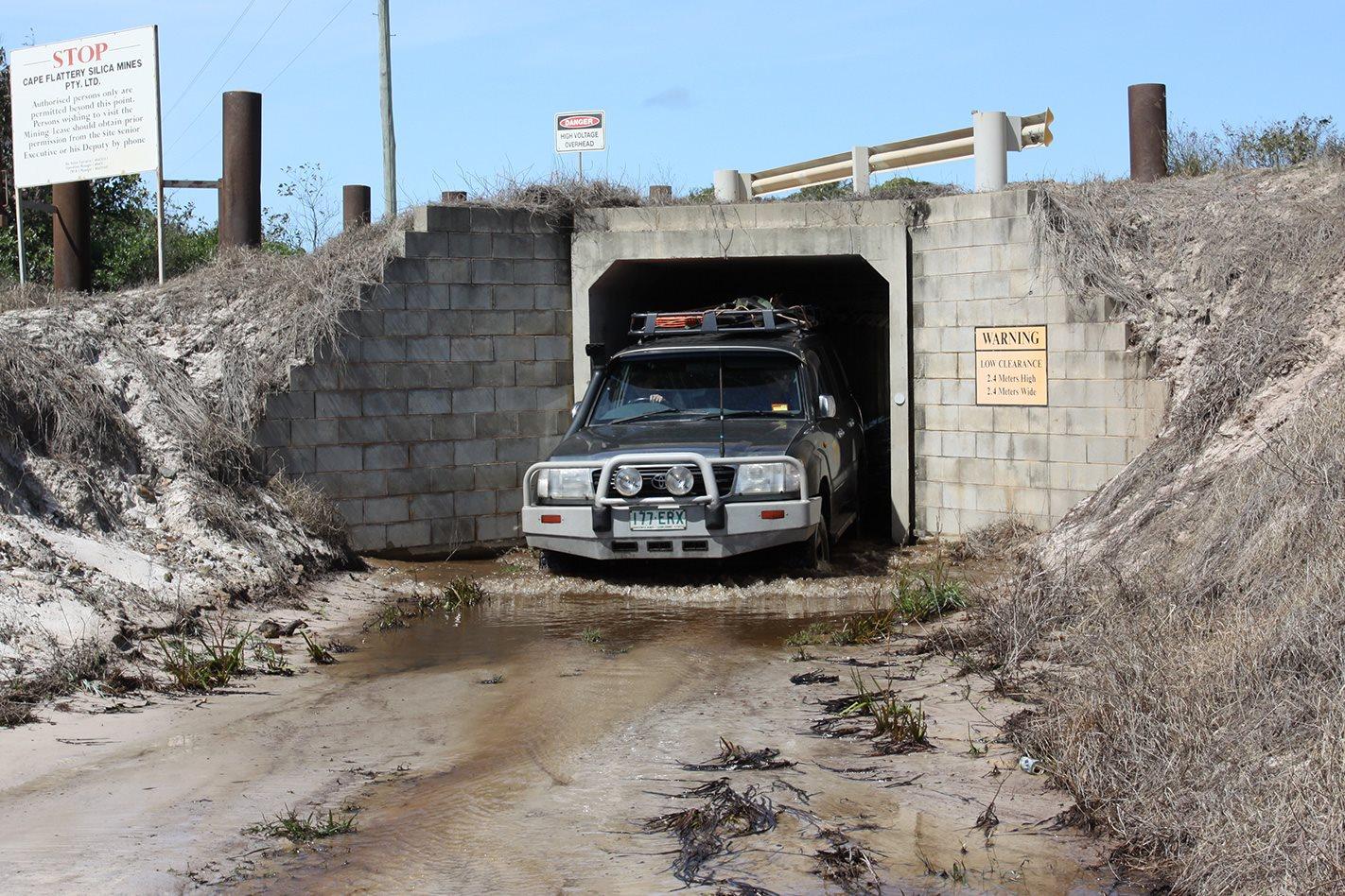 Cape Flattery Silca Mines