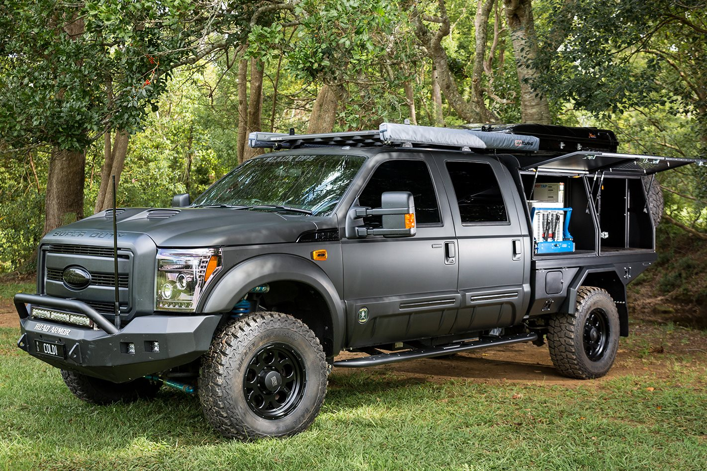 custom ford f250 black ops 4x4 australia. Black Bedroom Furniture Sets. Home Design Ideas