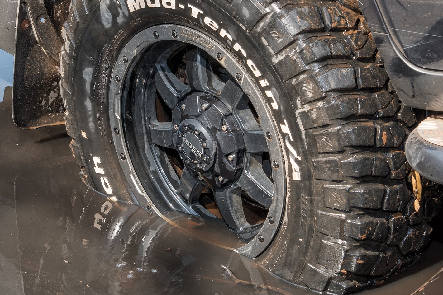 2014 Land Cruiser 200 Series wheel
