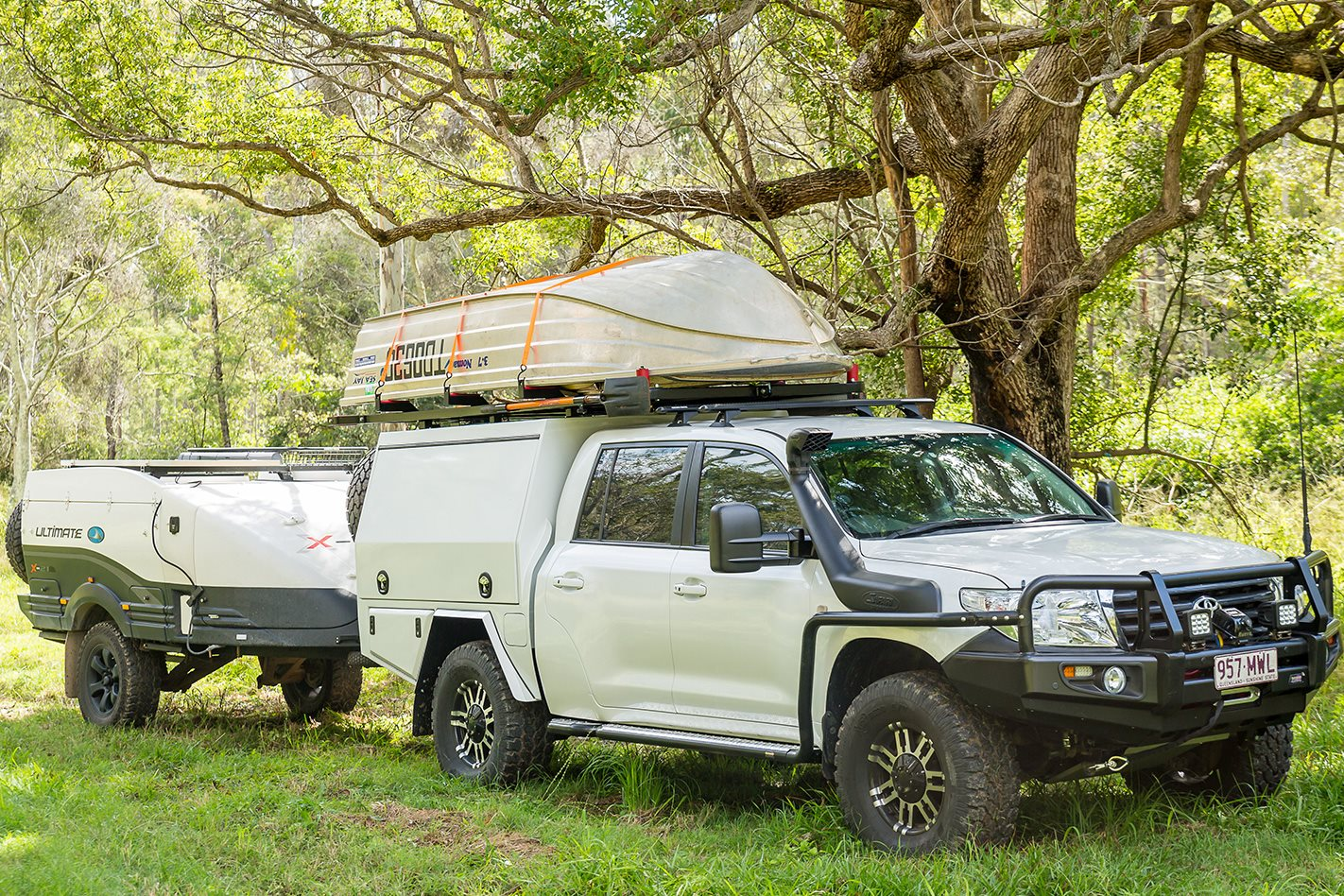 RV Creations' Land Cruiser 200 Series review