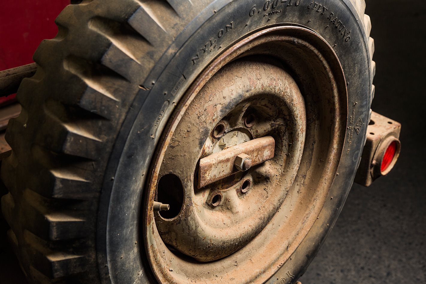 Toyota BJ FJ Land Cruiser evolution wheel