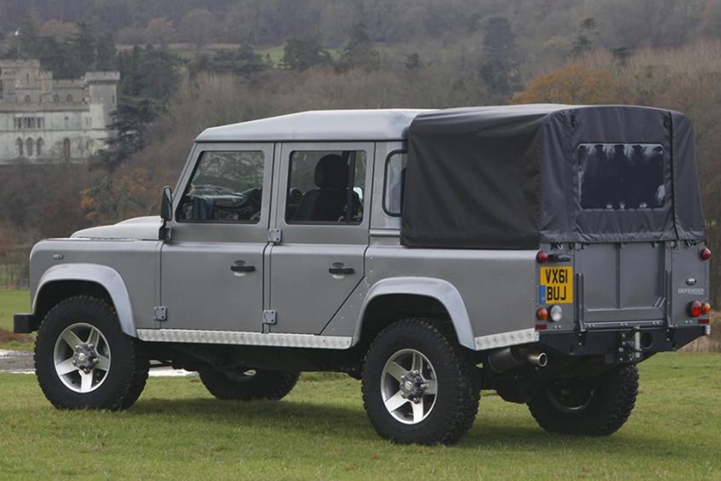 land rover defender 2018 spy shots.  defender land rover defender soft top rear throughout land rover defender 2018 spy shots