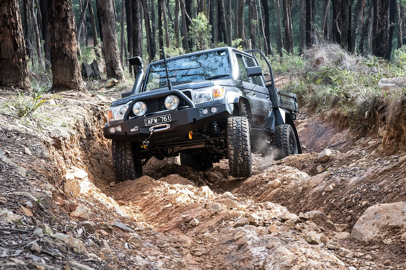 Land Cruiser 70 Series Clutch Kits: Why you need one