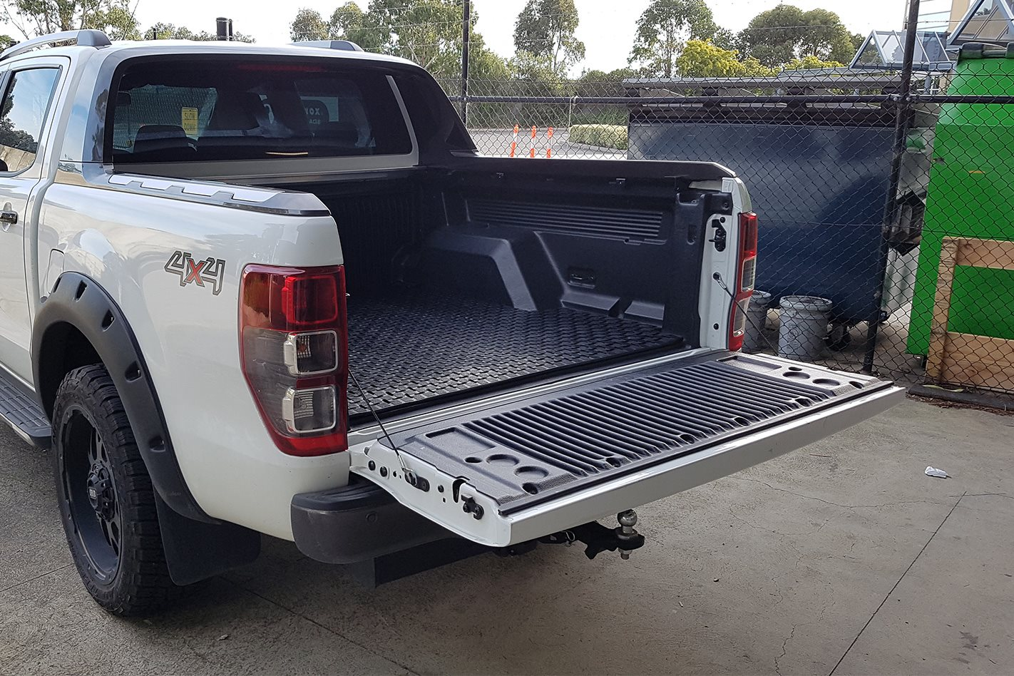 Clark Rubber Ultimate Matting: Product Test open ute
