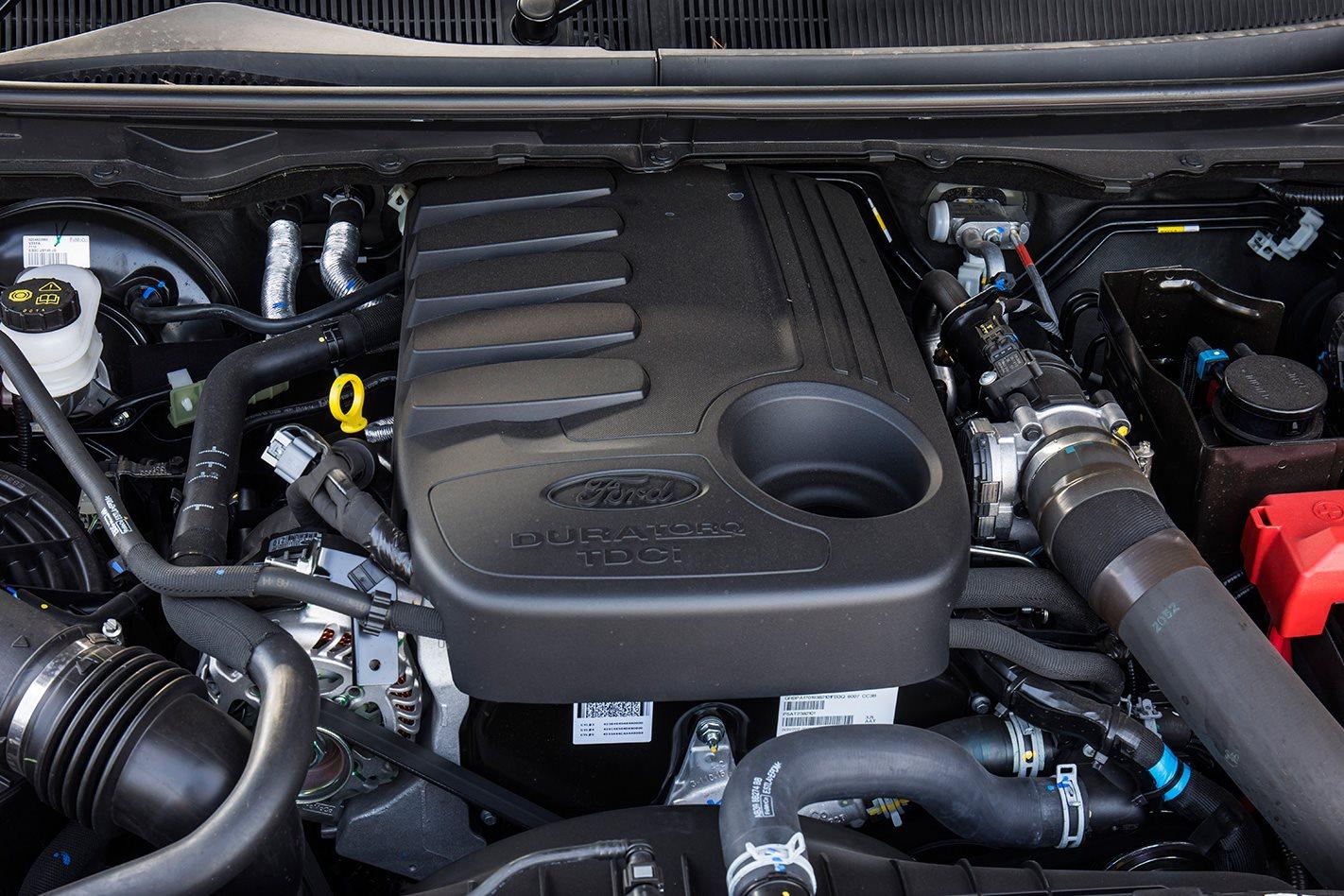 Ford Ranger FX4 engine