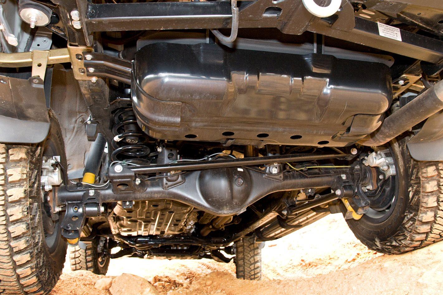 2011 Toyota Prado 150 Series GXL clutch