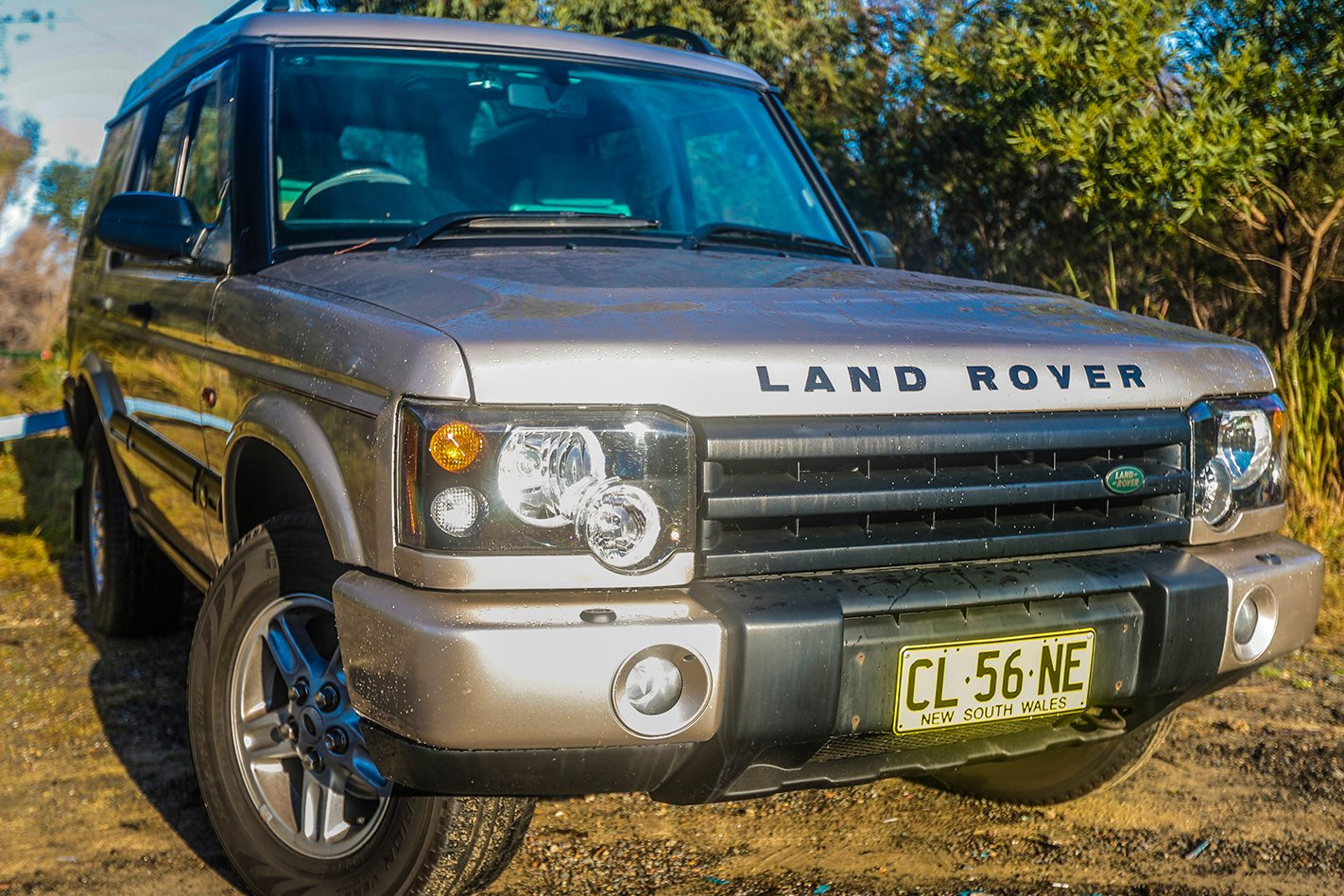 model landrover land view store discovery rover of