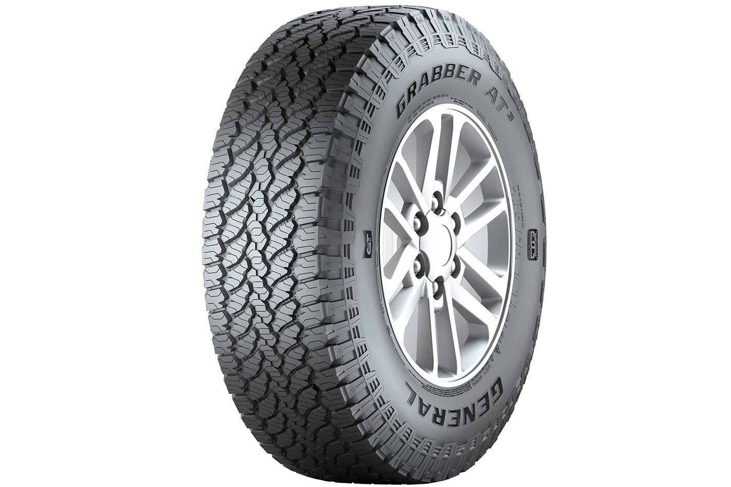 CONTINENTAL TYRES GRABBER X3 & AT3