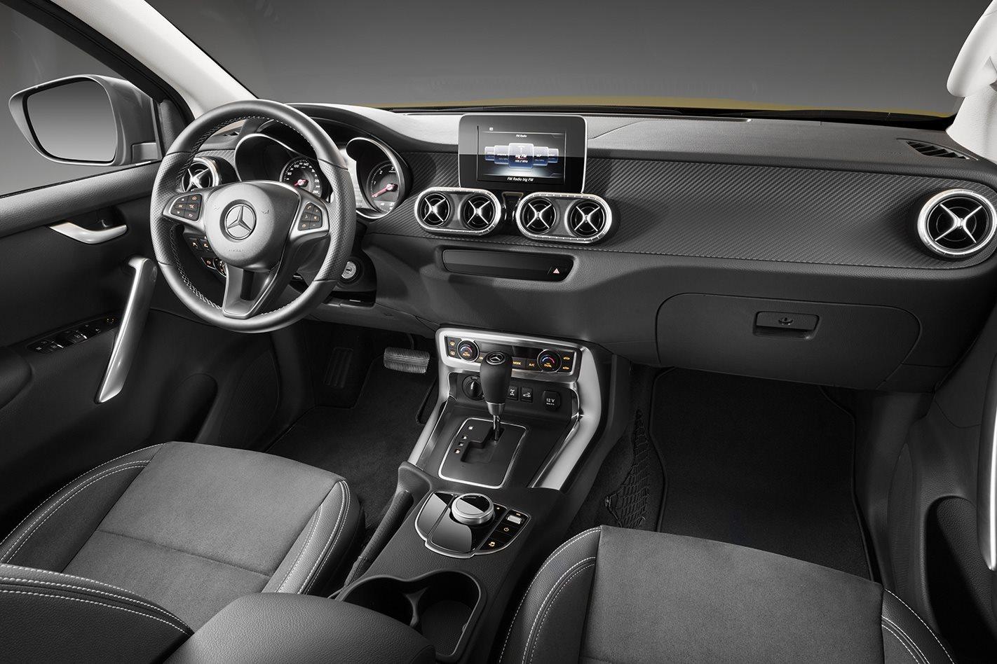 Mercedes Benz X Class Ute Revealed