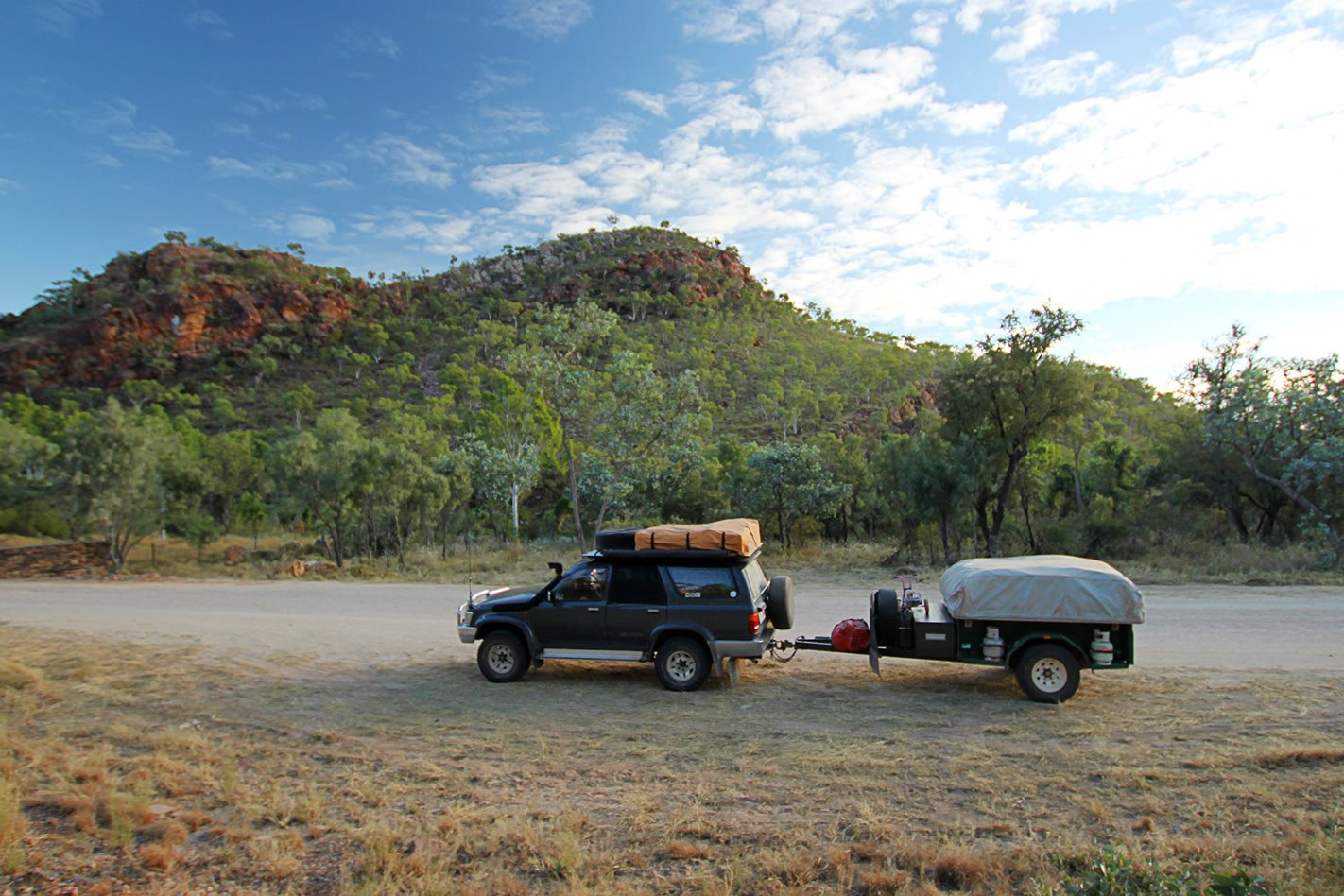 4X4ing in Boojamulla Lawn Hill National Park QLD