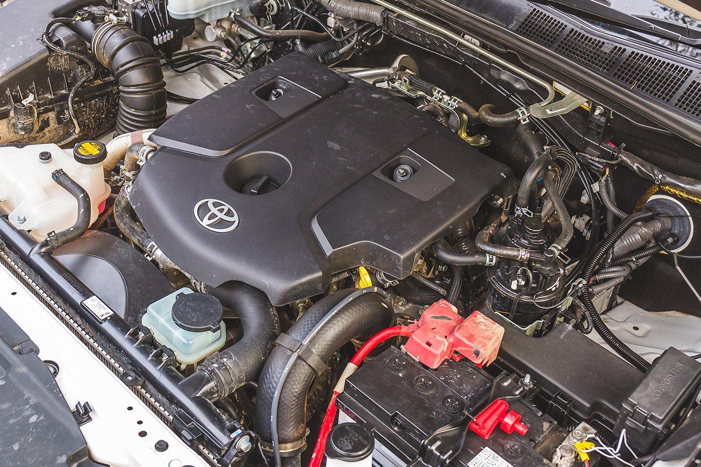 2017 N80 Toyota Hilux Sr5 Video Review Vigo Fuse Box Engine