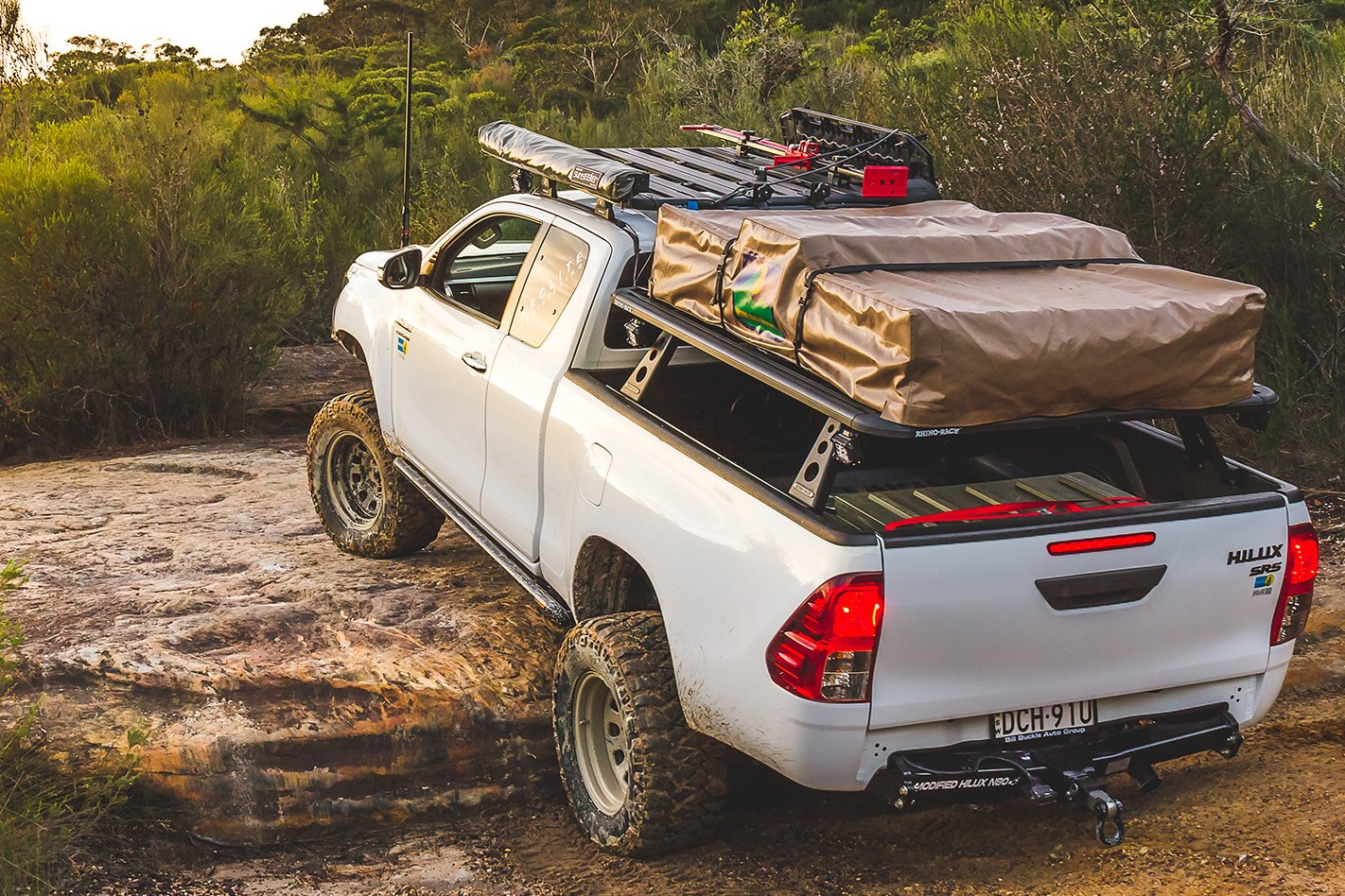 2017 N80 Toyota Hilux Sr5 Video Review