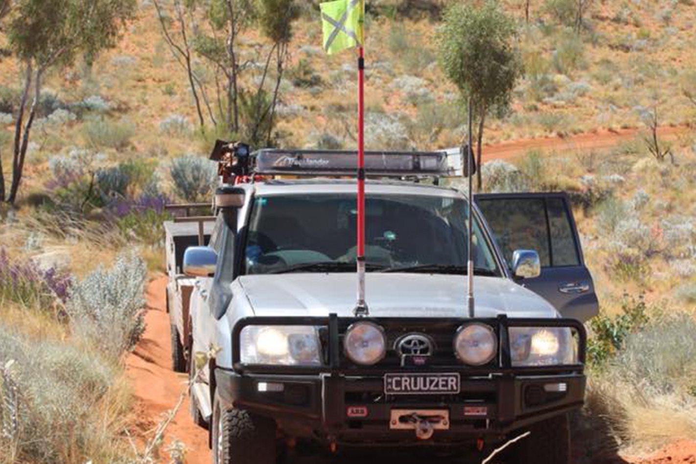 2006 TOYOTA LAND CRUISER GXL 1HD-FTE – STEVE & BEC GUNSON