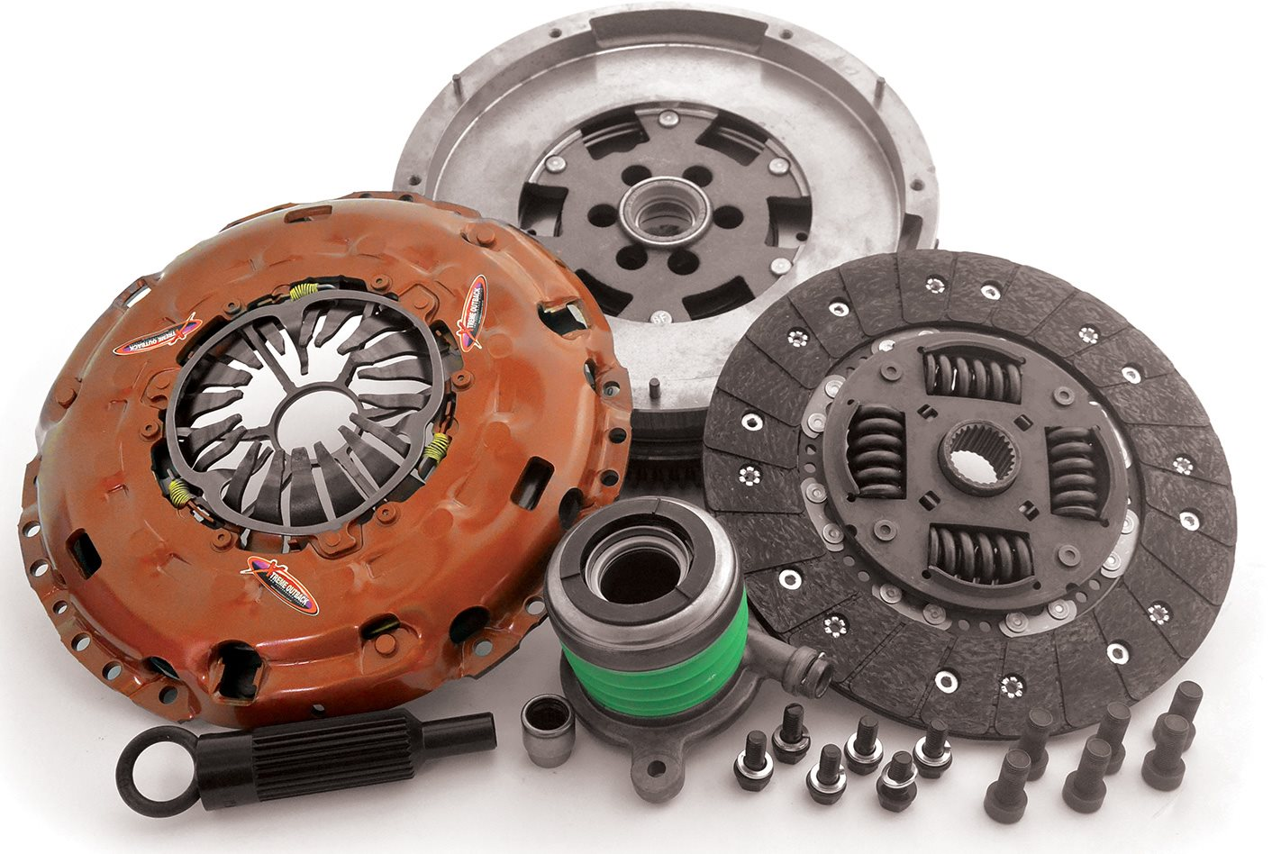 XTREME OUTBACK HEAVY DUTY CLUTCH KIT