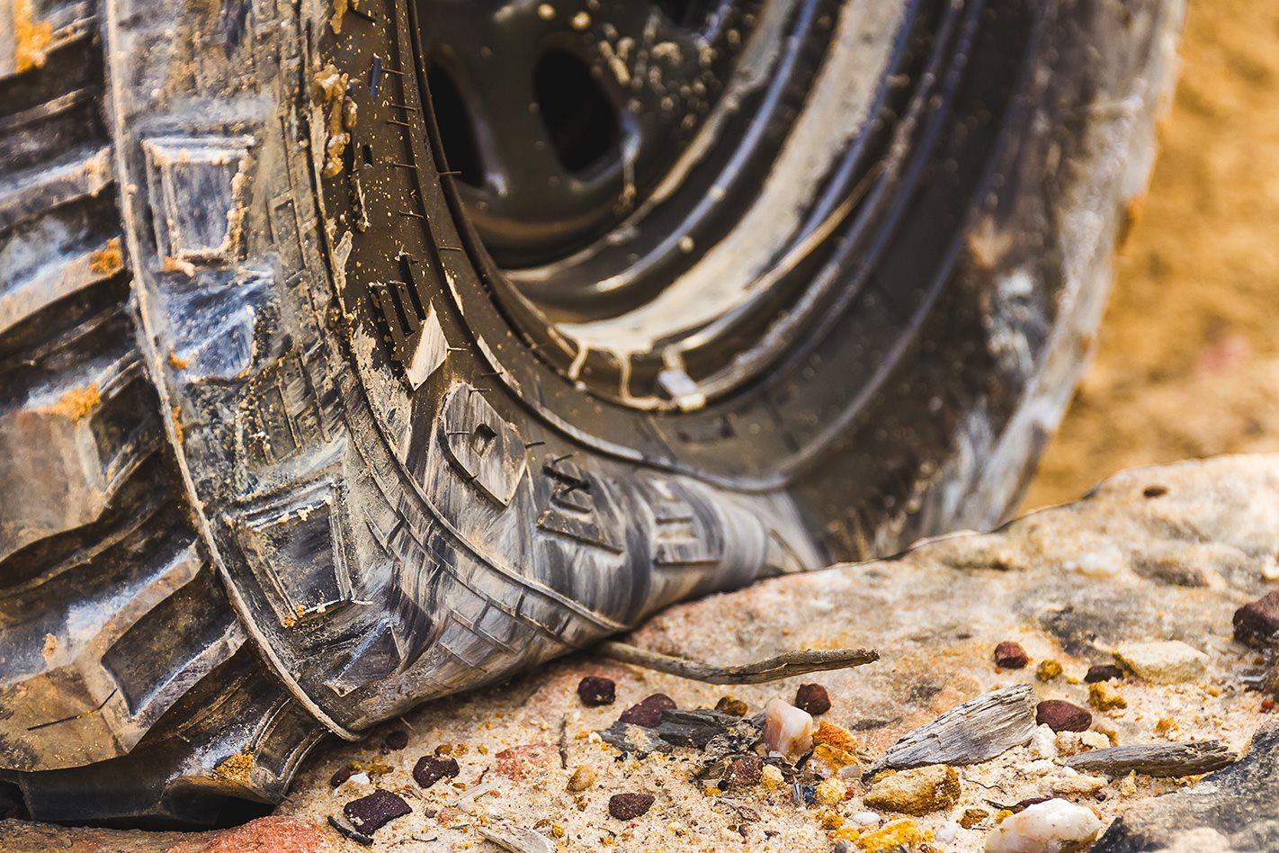 H3 Hummer tyres