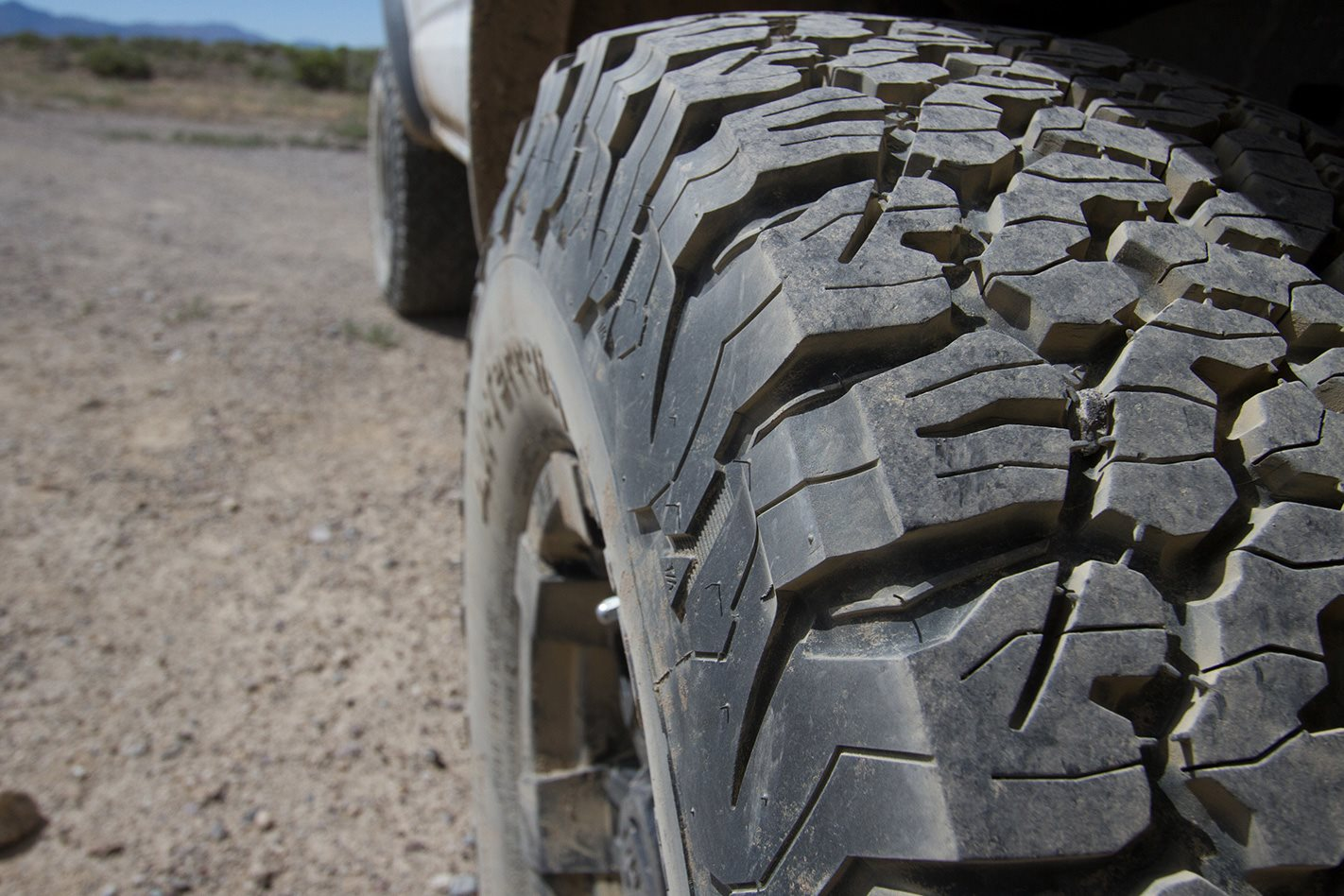Bfgoodrich All Terrain Ko2 Tyres Product Test