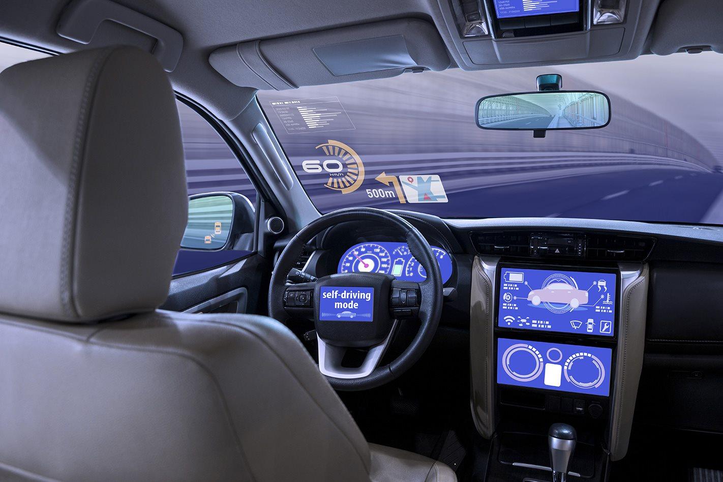 Self driving car model