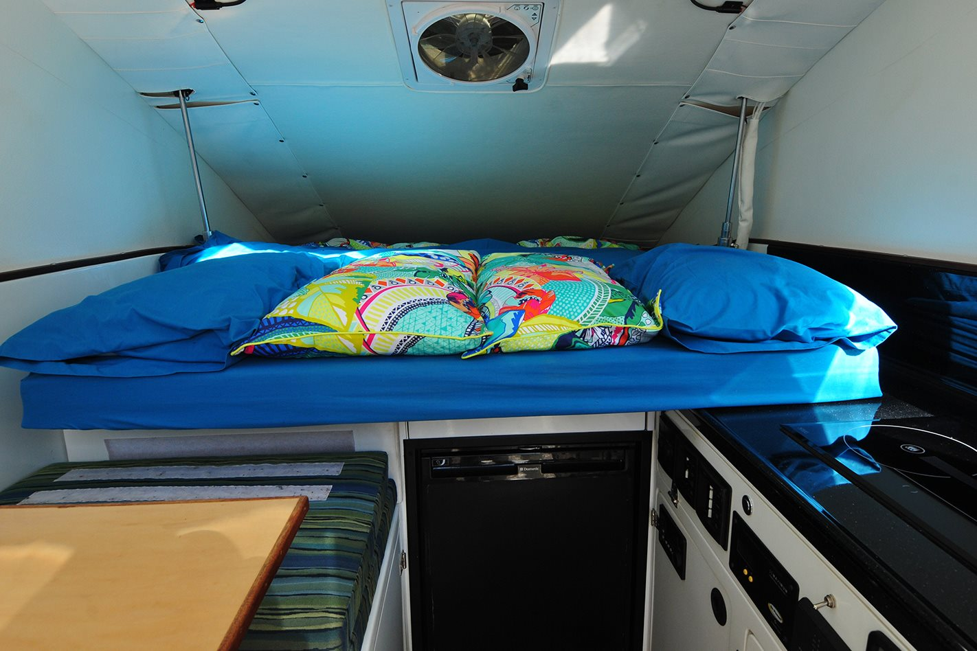 XP Camper interior