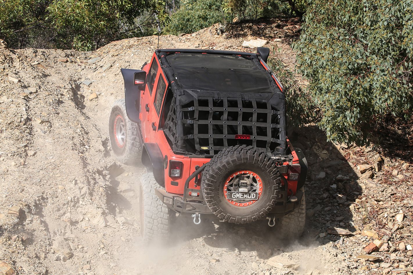 hill climb custom rubicon jku