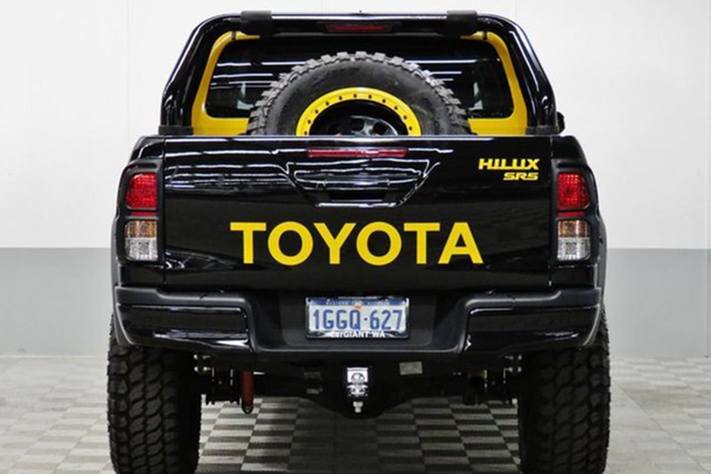 Toyota Hilux Tonka Concept Replica Is Up For Sale 4x4
