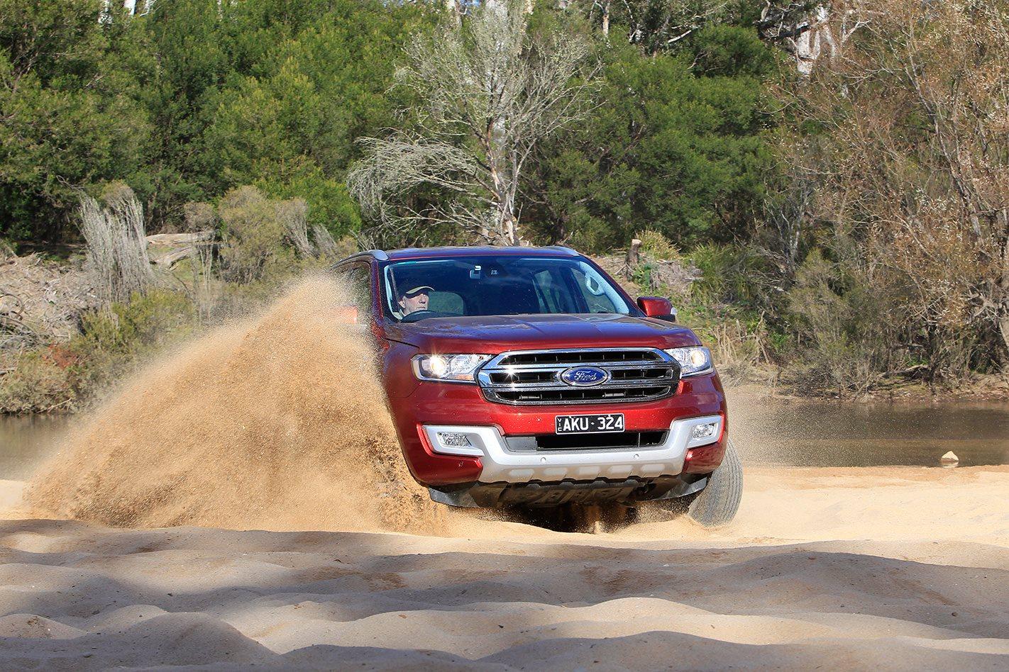 2017 Ford Everest Trend driving on terrain.jpg