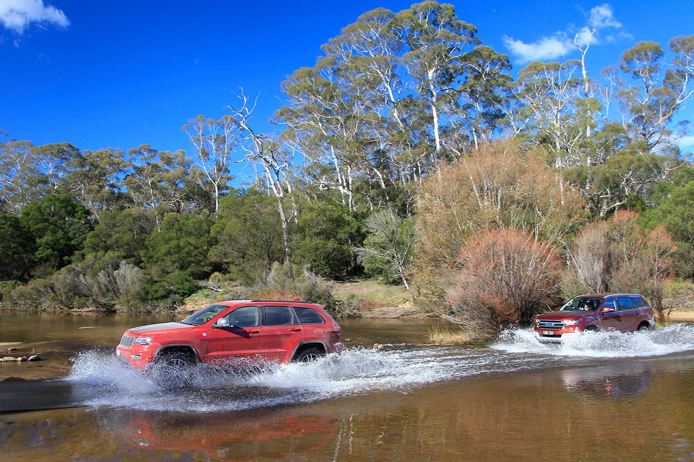 2017 Jeep Grand Cherokee Trailhawk vs 2017 Ford Everest Trend offroad.jpg