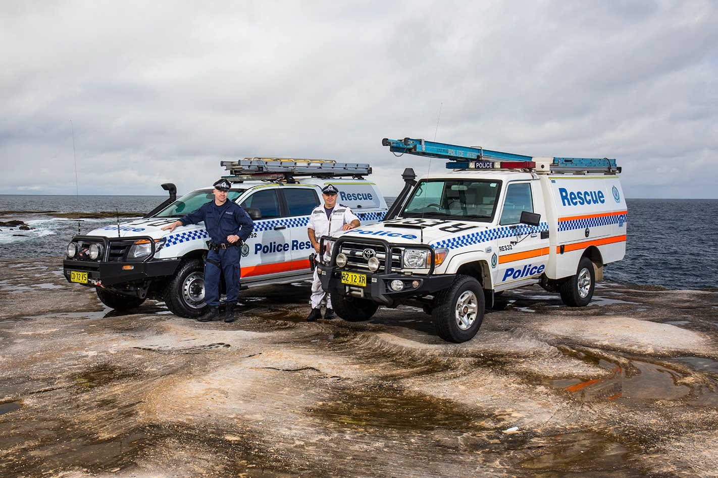 NSW POLICE RESCUE FLEET