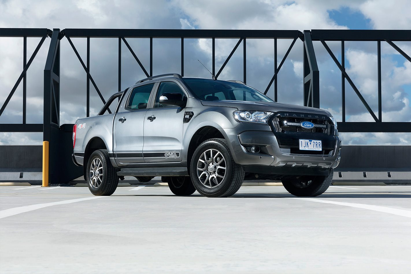 Ford Ranger best selling 4X4
