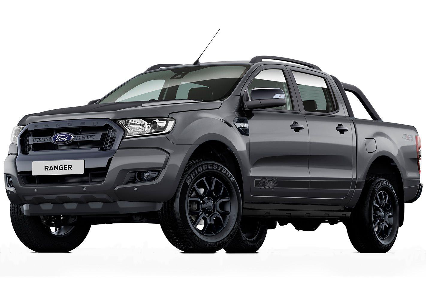 2017 Ford Ranger Ute
