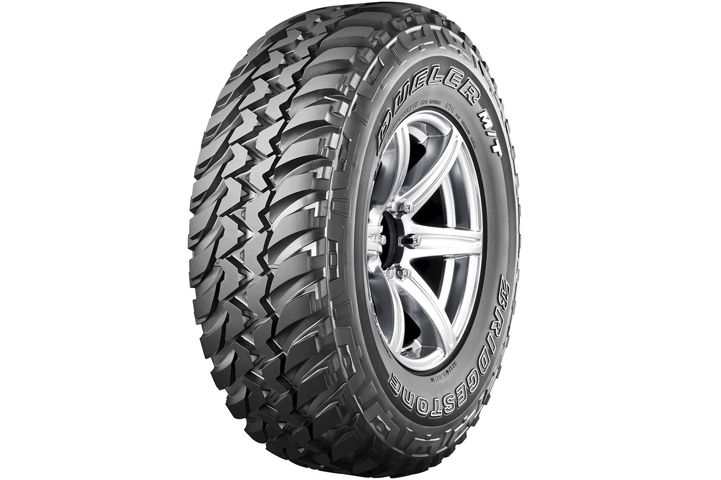 Bridgestone Dueler MT 694 tyre