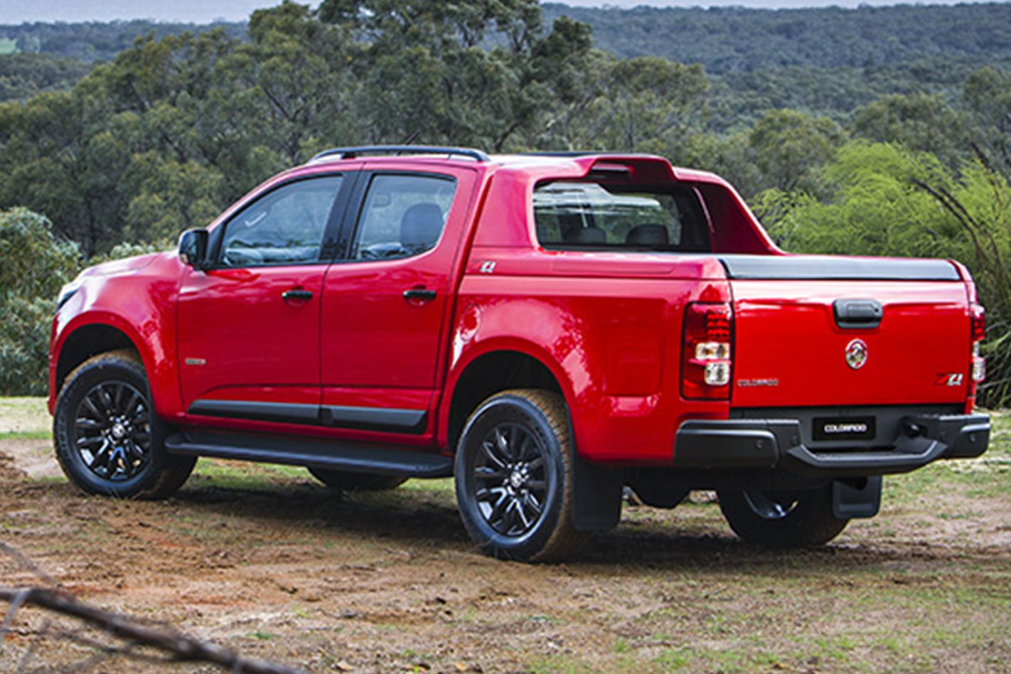 2017 Holden Colorado ute