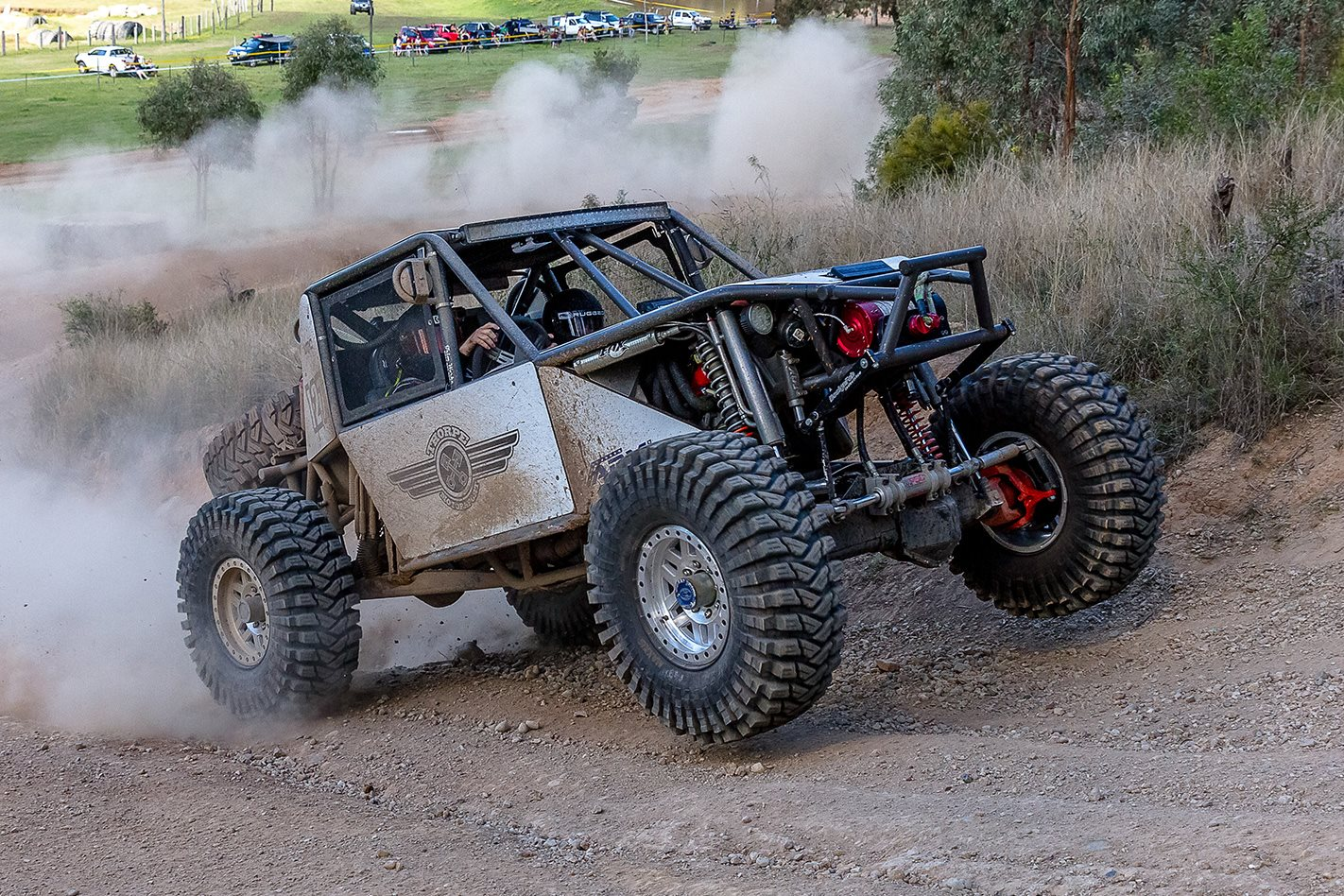 Aust4 Racing Series Buggy